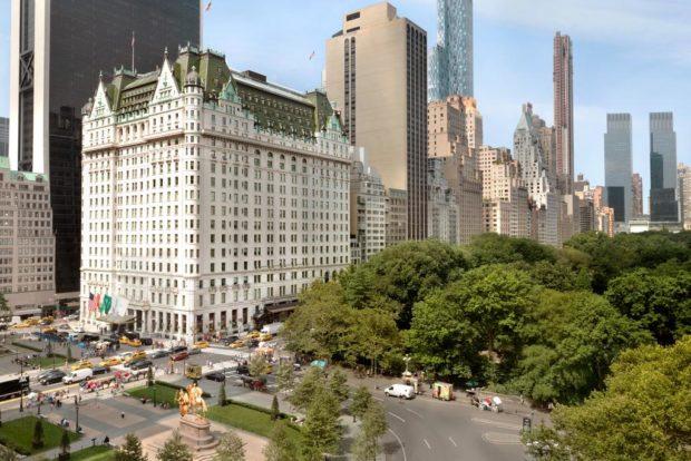 Hotel Plaza in New York City