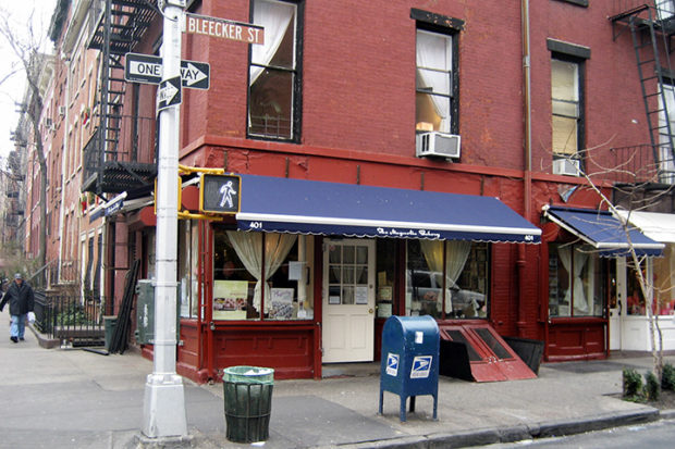 Magnolia Bakery in New York City