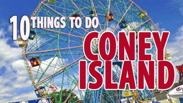 10 Best Things to Do & Eat in Coney Island