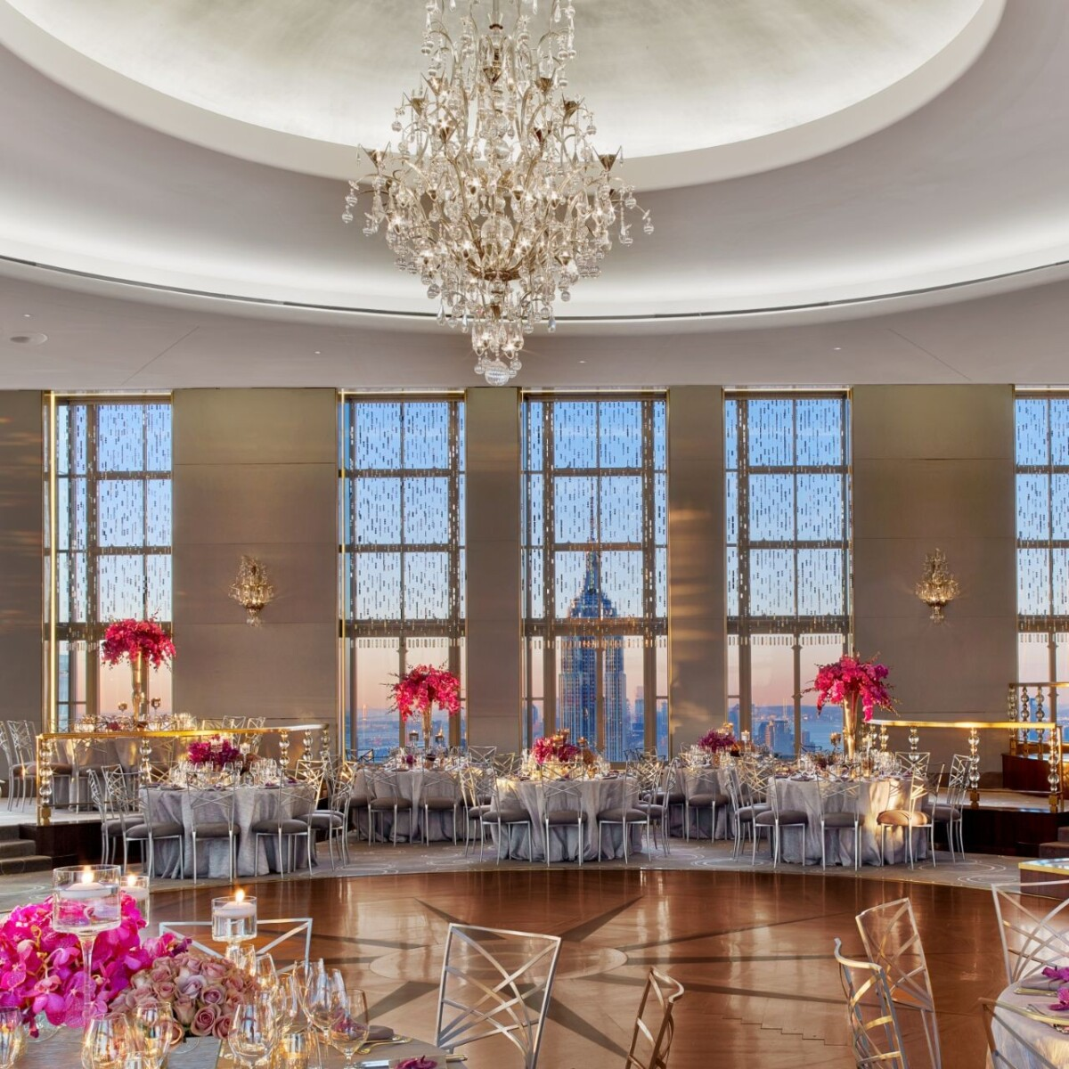 Rainbow Room restaurant