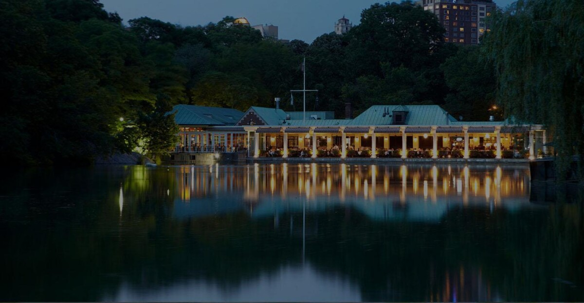 Express Cafe | The Loeb Boathouse Central Park