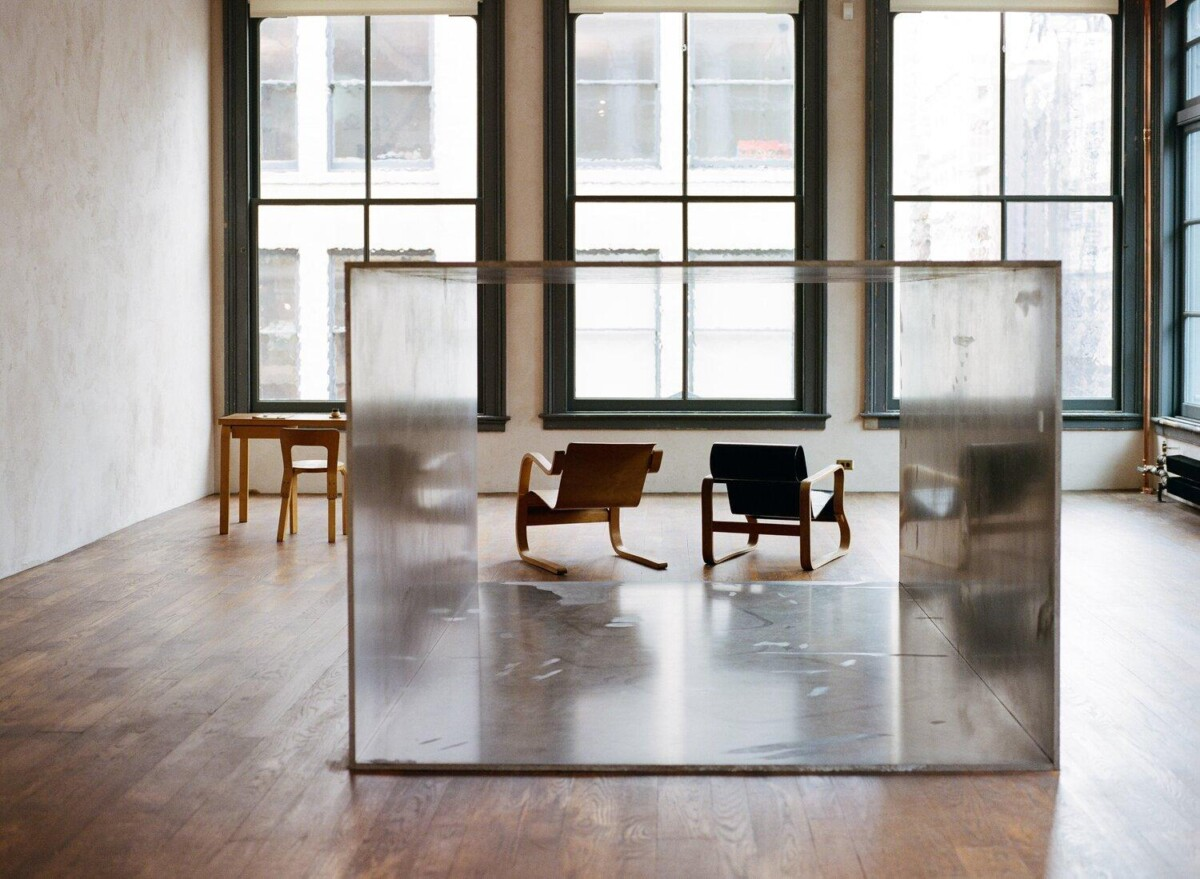Finnish Cultural Institute in New York — Alvar Aalto, Donald Judd, and  Architectonic Wholeness
