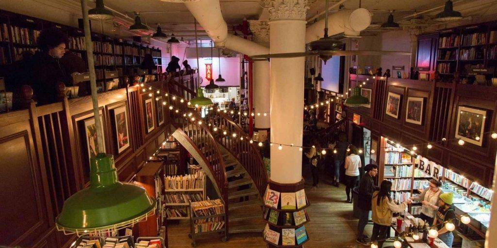 The Best Books & Coffee Combos in New York City