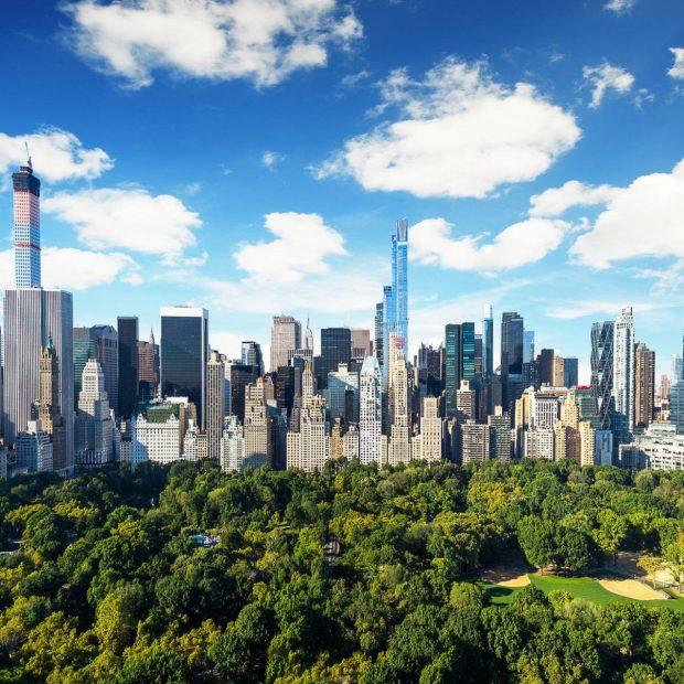 Parks in Manhattan