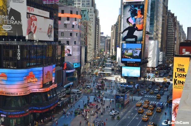 Webcams in New York